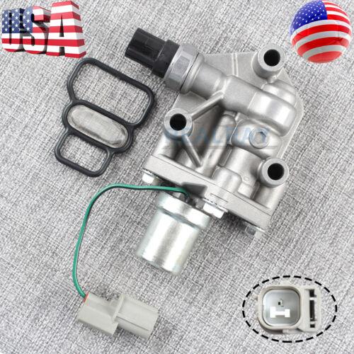VTEC Solenoid Spool Valve w// Gasket For Honda Civic D16Y8 Engine EX 15810P2RA01