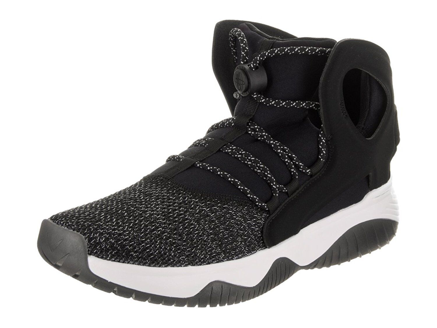 Nike Air Flight Huarache Ultra Black/Black-White-Volt Price reduction Seasonal clearance sale