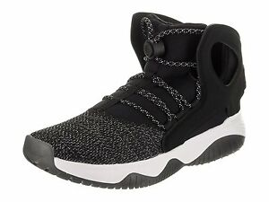 91ba51b07ed90 Nike Air Flight Huarache Ultra Black Black-White-Volt (880856 001 ...