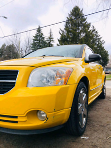 2007 Dodge Caliber- Drives great-Certified Low km