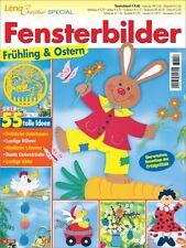Lena kreativ Spezial # LC 556 FENSTERBILDER Frühling Ostern