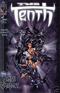 THE TENTH Vol. 3 THE BLACK EMBRACE # 1 Regular Cvr VF (Image, 1999)