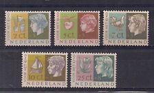 Nederland 612-616  Kinderzegels 1953 postfris/mnh