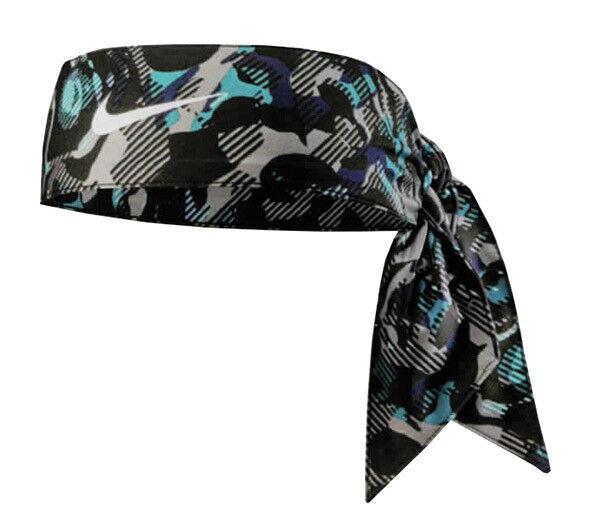 Buy Womens Nike Swoosh Dri-fit Printed Head Tie 2.0 Headband Tennis Running  online  046f868a7fd