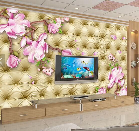 3D Noble Flower Petal 545 Wall Paper Wall Print Decal Wall AJ WALLPAPER CA