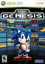 Sonic's Ultimate Genesis Collection [Xbox 360, NTSC, Sega Classics in HD] NEW