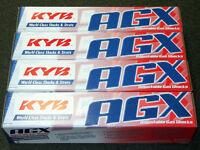 Kyb Agx Adjustable Shocks 99-05 Mazda Miata Mx-5 (front+rear Set)