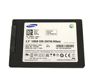Samsung 128GB 2.5-inch SSD 830 Windows 7 64-BIT