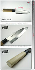 "GLOBAL-BUNMEI Sushi Deba Fillet Knife 5.4"" Thickness 3mm (Single Blade)"
