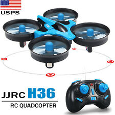 JJRC H36 Headless Mode Mini RC Quadcopter 2.4GHz 6-axis Gyro Drone RTF US Stock