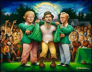 The-Green-Jacket-Giclee-Print-22-034-by-28-034-By-Artist-David-O-039-keefe