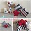 Fabric-stars-Wall-Art-Wall-Decor-Handmade-Fabric-shape-Nursery-fabric-letters thumbnail 1
