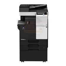Konica Minolta Bizhub 227 Mono A3 Laser Multifunction Printer Copier Scan 22 Ppm