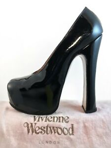 0e0dbd069aa Image is loading 90s-VIVIENNE-WESTWOOD-ICONIC-ELEVATED-COURT-PLATFORM-SHOES-