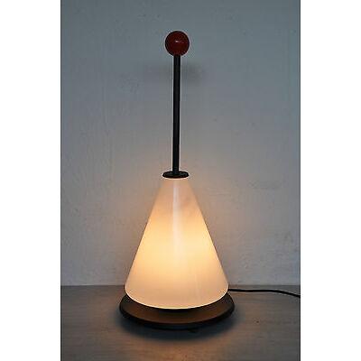 Elkamet Bodenlampe Lampe Stehlampe Leuchte Kegelform Bauhaus Design