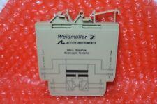 Weidmuller W408 00a2 Ultra Slimpak Analogue Isolator W40800a2 30vdc 832766