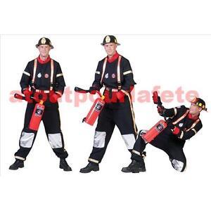 d guisement de pompier uniforme sapeur militaire costume homme accessoires f te ebay. Black Bedroom Furniture Sets. Home Design Ideas
