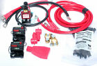 REDARC SBI12KIT DUAL BATTERY SYSTEM COMPLETE PACKAGE HIGH QUAL CIRCUIT BREAKERS