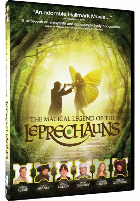 The Magical Legend Of The Leprechauns (Whoopi Goldberg) Region 1 New