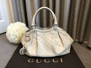 36c7faaa4c7 Image is loading Authentic-Gucci-Guccissima-Leather-Medium-Sukey-Tote-Bag