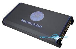 SOUNDSTREAM-T1-4000DL-AMP-BASS-4000W-SUBWOOFERS-SPEAKERS-TARANTULA-AMPLIFIER