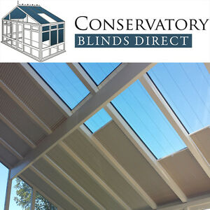 Lean to conservatory roof blinds ebay image is loading lean to conservatory roof blinds solutioingenieria Image collections