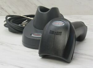 Honeywell Xenon 1902 Handheld Barcode Scanner 1902GSR-2 w/ Base & Cable