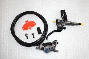 Shimano Disc Brake XTR BR-M9120 4-Kolben Rear J-Kit 1700mm