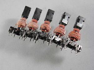Detektor-Spule-mit-abgleichbarem-Ferrit-Kern-fuer-MW-LW-Empfaenger-Oszillatoren
