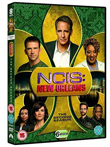 NCIS: New Orleans - Season 2 [DVD] [2016][Region 2]