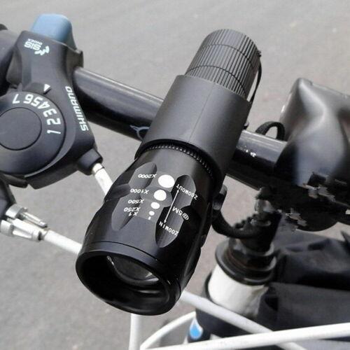 2000 Lumens Q5 Bicycle LightS LED Bike Bicycle Front Waterproof Lamp H C2F6