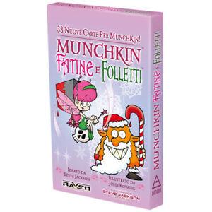 Munchkin-Fatine-e-Folletti-Espansione-Nuova-by-Raven-Edizione-Italiana