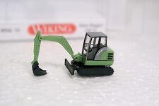 Wiking 94606 N Scale 1/160 Mini Bagger HR 18 W/Shovel New Color C-9 NIB
