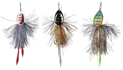 Bucktail P Spinner Hechtspinner SAVAGE GEAR P-Spinner Größe /& Farbe wählbar
