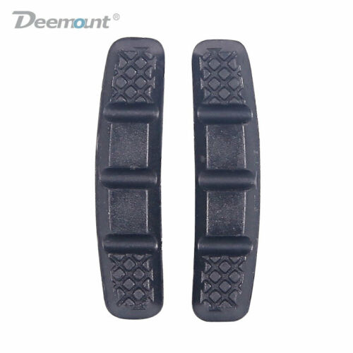 Quality V-Brake Pads MTB weathers All Brakes Pull Linear For Threaded