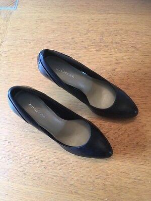 Autógrafo Damas Zapato de tacón alto en Negro Talla 4