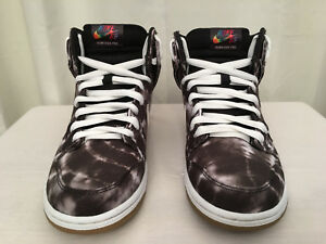 the best attitude 907fa 4ab14 Image is loading NIKE-313171-023-Men-039-s-Dunk-High-