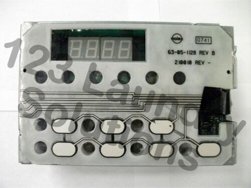 Top Load Washer Control Board For Speed Queen P//N 201567 AS IS Nonfunctional