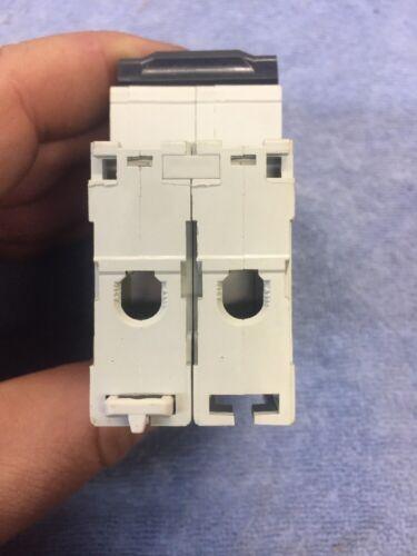 C60H C1 400V 24981 Schneider Electric 2 Pole Breaker Brand New