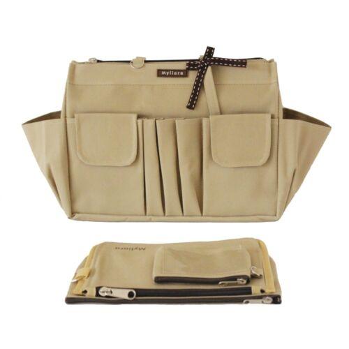 olivejaunetaupe Couvercle Noirrougebrunivoirebrunvert Griskaki de Blanc Myliora sac rangement Premium pour Handbag4 modᄄᄄles cassᄄᆭkakivertviolet Insert foncᄄᆭrosebeige de Bayswater Bag 0nOPkX8w