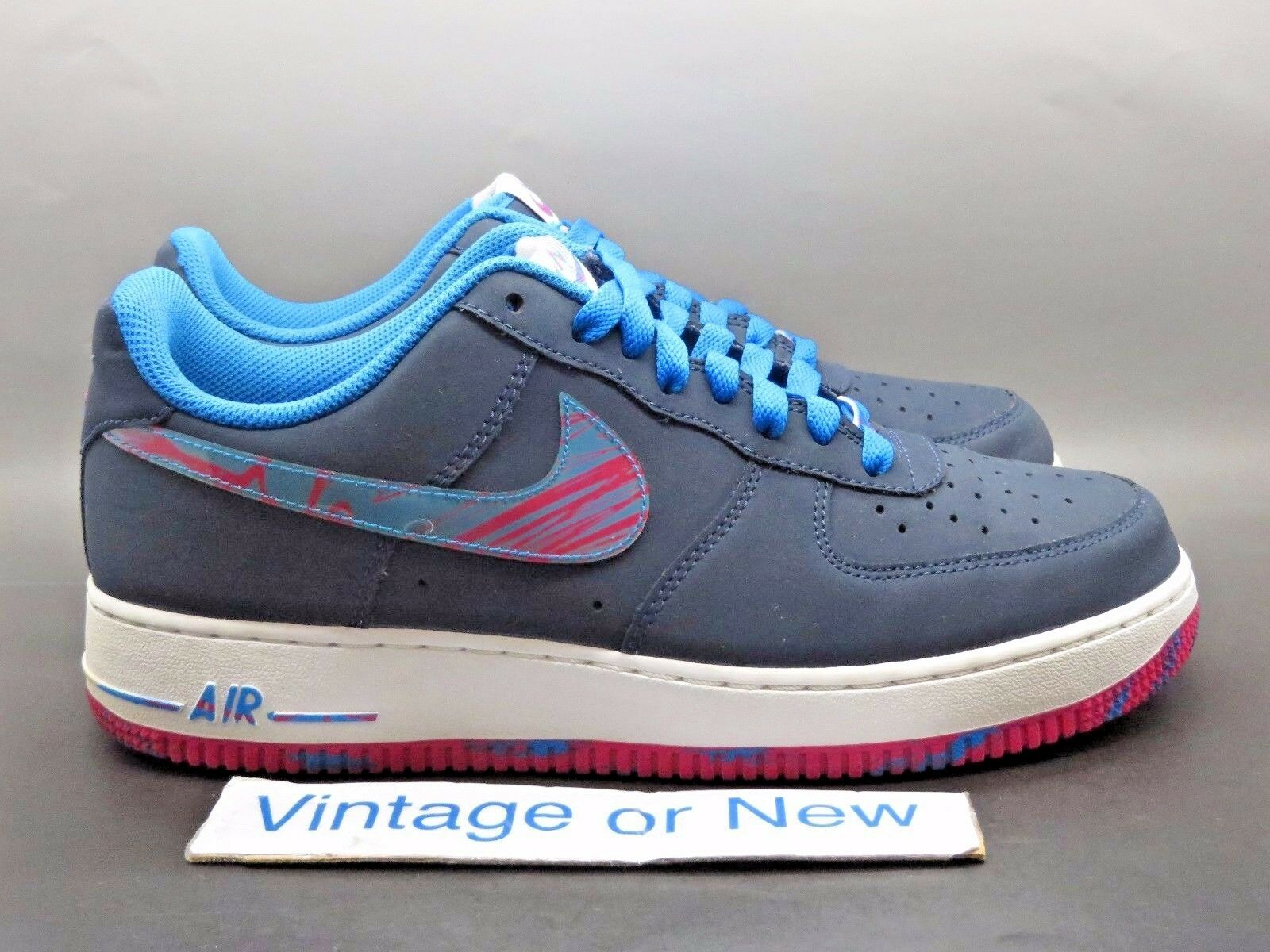 Nike Air Force 1 '07 Low Marble Pack 2014 sz 8.5