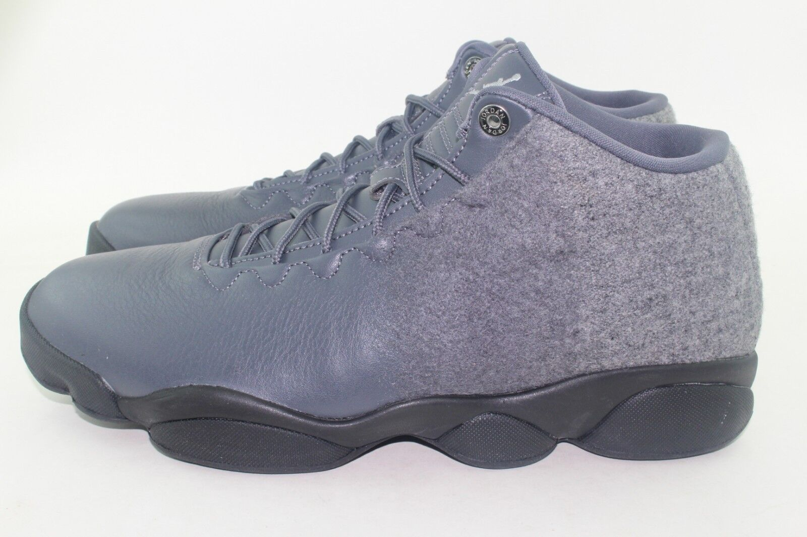 Horizonte de Baja Premium Jordan Plata Hombre Gris Plata Jordan Nuevos Cómodos Raro a36fed
