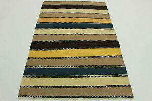 Modern-Orient-Teppich-Kelim-extra-fein-190x130-beige-braun-blau-handmade-5003