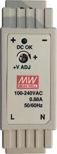 12-Volt-1-25-Amp-DC-Power-Supply-DIN-Mount-12V-High-Quality-DR-15-12
