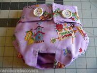 Purple Home Grown Female Dog Diaper Panty Adjust Elastic Carols Crate Covers