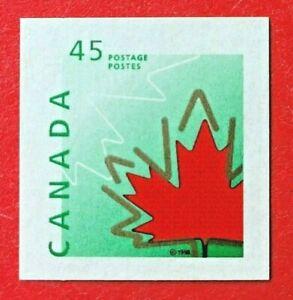"Canada Stamp #1696 ""Stylized Maple Leaf"" single MNH 1998"