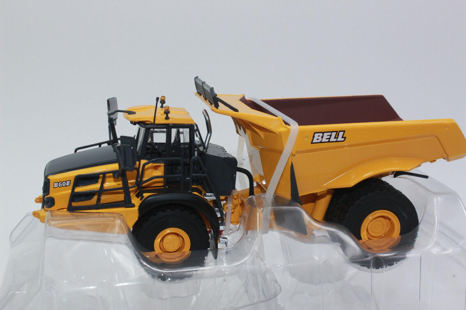 USK 31015 Bell b60e camion tombereaux AUTOMOTEURS 1 50 neuf avec neuf dans sa boîte