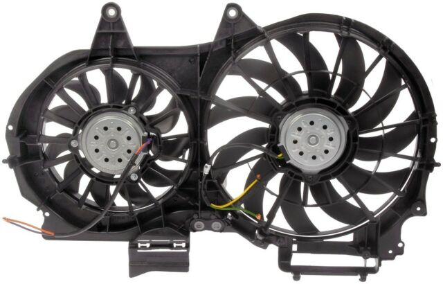 Engine Cooling Fan Assembly Dorman 620-039