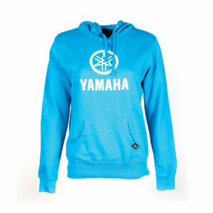 Factory-Effex-Yamaha-Stacked-Aquamarine-Womens-Pullover-Sweatshirt-YZF-WR-WRF-YZ