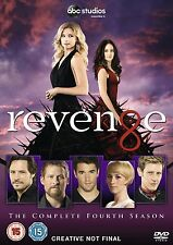 Revenge - Season 4 [6 DVDs] *NEU* Vierte Staffel Series 4 DVD